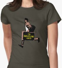 Darjeeling Limited Womens Fitted T-Shirt