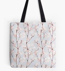 Blossom. Watercolor seamless floral pattern Tote Bag