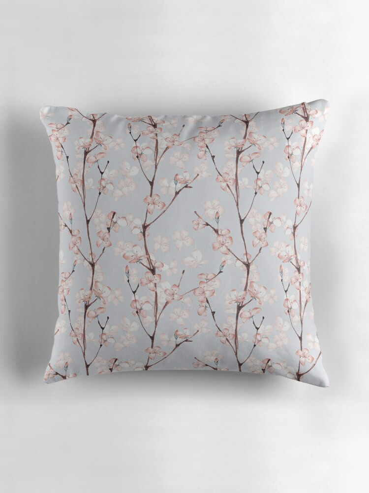 pillow texture seamless. Watercolor Seamless Floral Pattern By Gribanessa Pillow Texture U