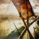 She said: I must go down to the seas again, to the vagrant gypsy life by Danica Radman