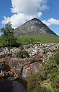 Buachaille Etive Mor 137, the Highlands , Scotland by David Rankin