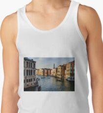Grand Canal Venice Men's Tank Top