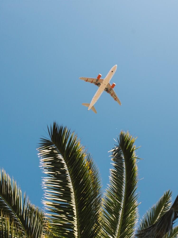 Flugzeug von ninamasic
