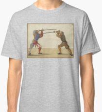 """Mair """"Der zwirchhaw vonn baiden seiten"""" Classic T-Shirt"""