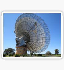 Parkes Radio Telescope Sticker
