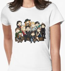 Family Women's Fitted T-Shirt