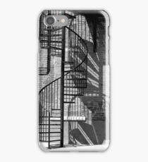 Sculptural Architecture 3 BW iPhone Case/Skin