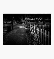 Night Cruiser Photographic Print