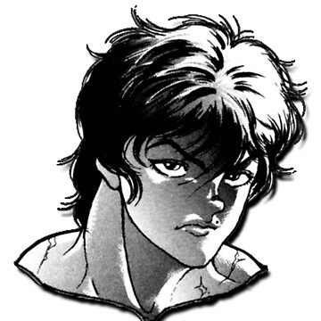 baki anime by bojassem