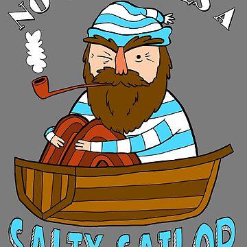 No One Likes A Salty Sailor by DiabolickalPLAN