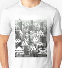 Space Invaders ! Unisex T-Shirt