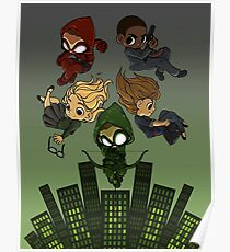 Arrow S3 Promo Poster Variant Poster