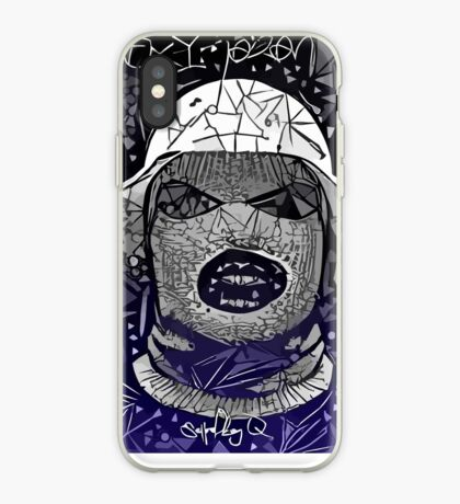Faded Oxymoron iPhone Case