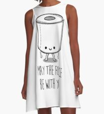 May the force be with you A-Line Dress