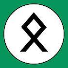 Odal rune by johnslegers