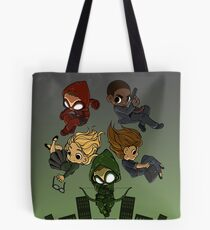 Arrow S3 Promo Poster Variant Tote Bag