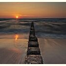 Sylt - Sundown #2 by Ronny Falkenstein
