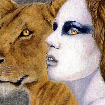 The Lioness by DarkCrow