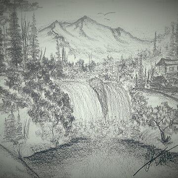 Twin Falls by CollinClarke