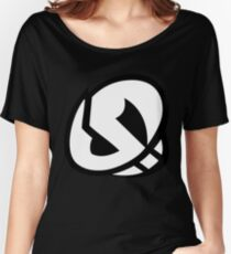 Pokemon - Team Skull Logo Women's Relaxed Fit T-Shirt