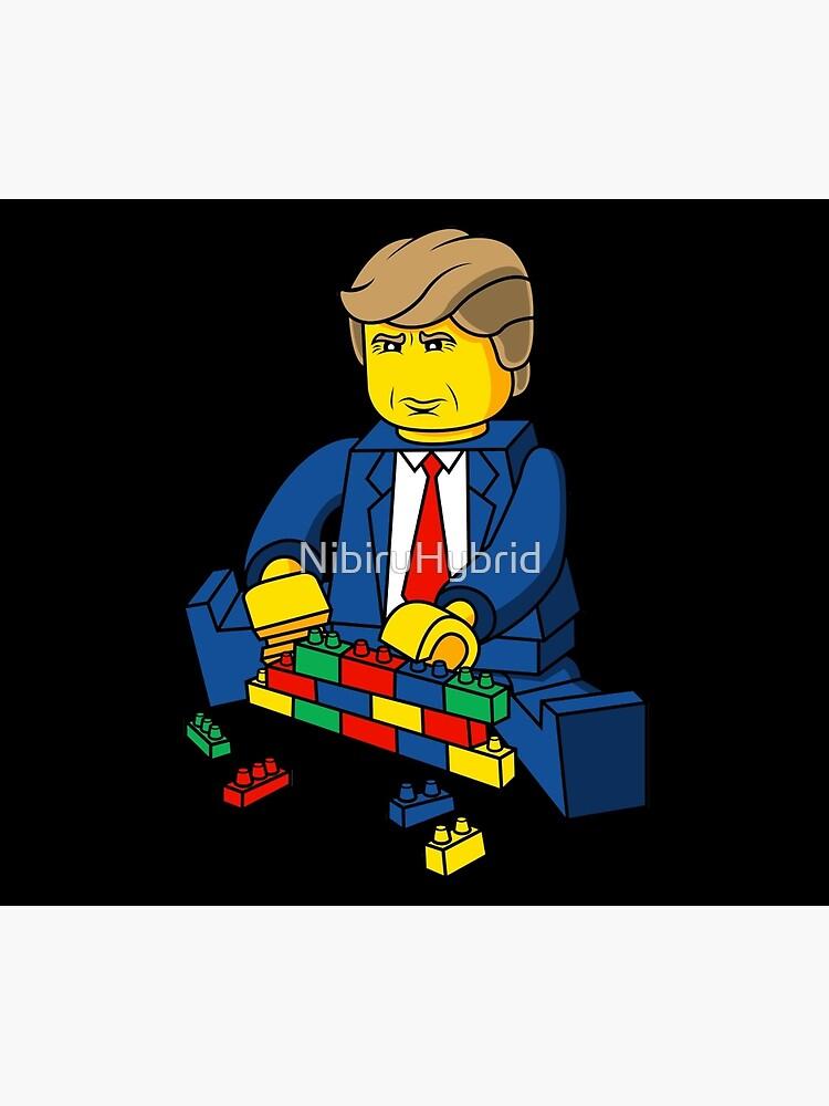 Trump Build A Wall by NibiruHybrid