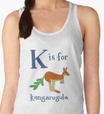 K is for Kangarugula Women's Tank Top