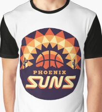phoenix suns tour date time 2016 ya6 Graphic T-Shirt