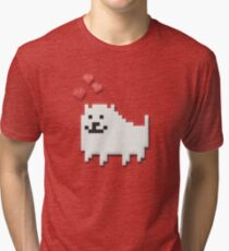 Doggy :^) Tri-blend T-Shirt