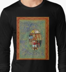 The Shoe Store -The Qalam Series Long Sleeve T-Shirt