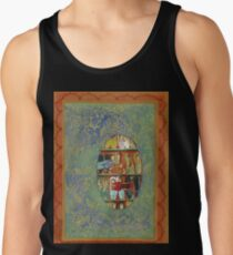 The Shoe Store -The Qalam Series Men's Tank Top