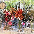 Arreglo floral. by cieloverde