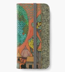 Mughal Skyline - The Qalam Series iPhone Wallet/Case/Skin