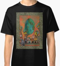 Mughal Skyline - The Qalam Series Classic T-Shirt