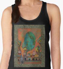 Mughal Skyline - The Qalam Series Women's Tank Top
