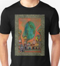 Mughal Skyline - The Qalam Series Unisex T-Shirt
