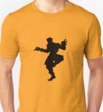 Dhalsim - right side Unisex T-Shirt
