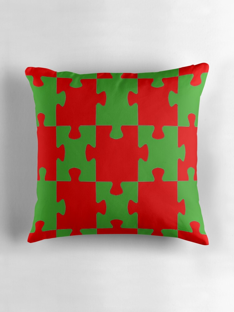 Decorative Pillow Cover Crossword Clue :