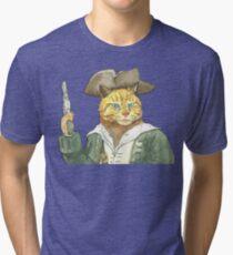 Pirate Orange Tri-blend T-Shirt