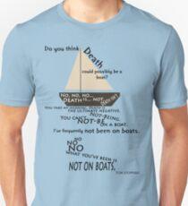 Death is Not Unisex T-Shirt
