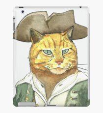 Pirate Orange iPad Case/Skin