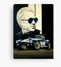 Steve AC Cobra 427 Canvas Print