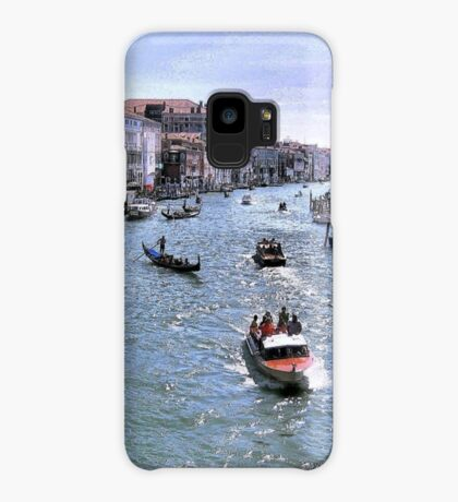 Rush Hour In Venice! Case/Skin for Samsung Galaxy
