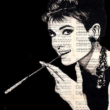 Audrey Hepburn an05 by julia88554
