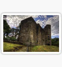 Strathaven Castle Sticker