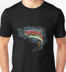 Procreate Rainbow Trout T-Shirt