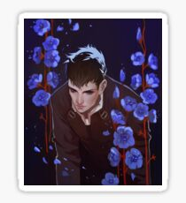THE OUTSIDER Sticker