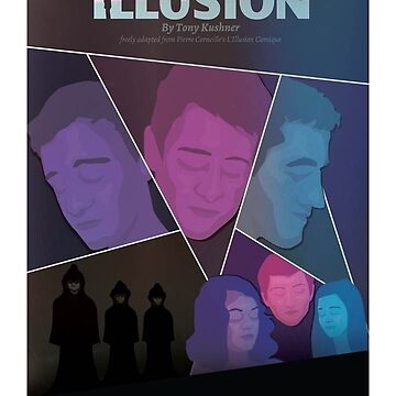 North Central Theatre presents THE ILLUSION by Tony Kushner by nctheatre