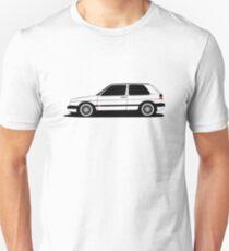 Camiseta unisex VW Golf MK2