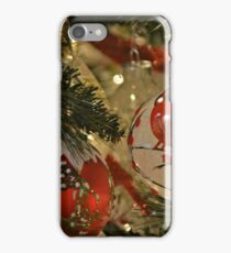 Red Partridge iPhone Case/Skin