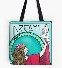 Stevie Art Nouveau Tote Bag
